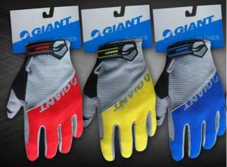 Cycling Gloves Bicycle Bike Outdoor Full finger MTB Nylon polyester
