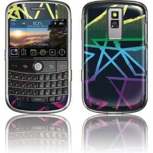 Eye Spy Stars Black skin for BlackBerry Bold 9000