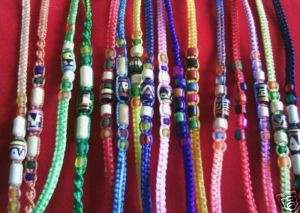 Wholesale LOT of 25 Ceramic Friendship Bracelets