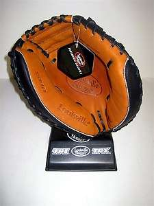 2012 TPX Pro Flare Catchers Baseball Mitt SSCMBBO Burnt Orange/Black