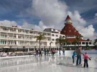 Hotel, Hotel Del Coronado, Coronado, San Diego County, California, USA