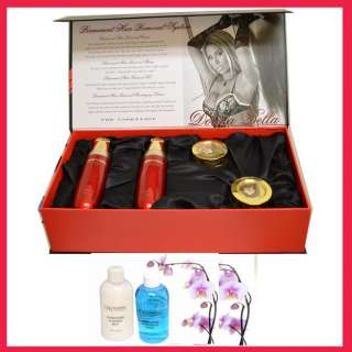 Donna Bella Permanent Body Hair Removal Kit + Free Gift