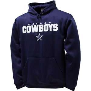 NFL   Mens Dallas Cowboys Team Pullover Hoodie Men