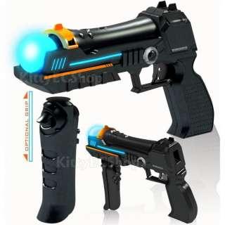 PS3 Playstation Shot 3 Aim Hand Pistol Motion Move Gun Controller