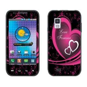 SkinMage (TM) Hot Pink/ White Love Forever Accessory