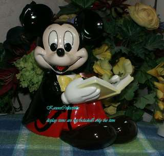 Disney Mickey Mouse Animated Musical Reader Music box