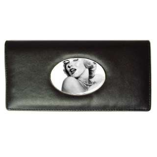 Marilyn Monroe Ladies Long Wallet Gift Credit Card Hol