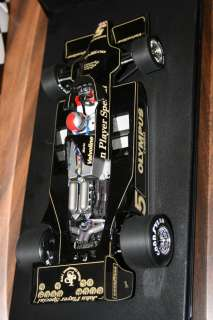 18 Minichamps F1 Lotus Ford 79 WORLD CHAMPION Mario Andretti 1978