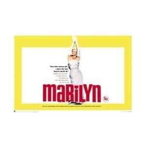Marilyn Monroe   Diamonds Movie College Poster