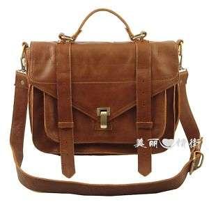 Gossip Girl Blair Real Leather Satchel Shoulder Bag NEW Handbag Tote