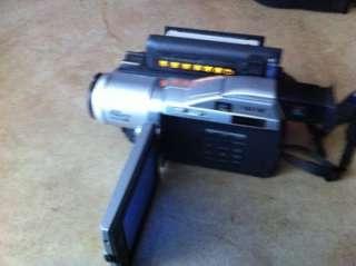 Sony Handycam DCR TRV720 Camcorder Digital 8 0027242570641
