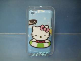 Hello Kitty 44 Hard Cover Case iPod Touch 4th w/GIFT