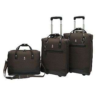 Set  Travelers Club For the Home Luggage & Suitcases Luggage Sets