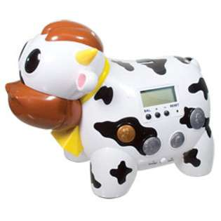 MaxiAids Talking Cash Cow Electronic Talking Bank and Game (401022