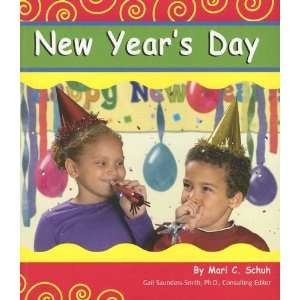 New Years Day (Holidays and Celebrations (Pebble Books