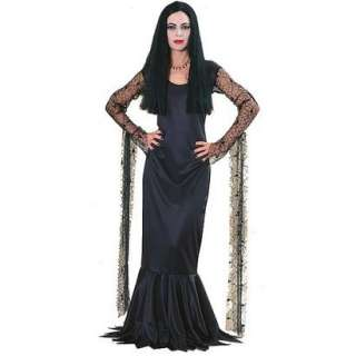 Adult The Addams Family Morticia Costume.Opens in a new window