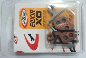 Avid Elixir Disc Brake Pads new Sintered, Steel Back