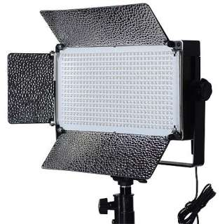 Dimmable 500 LED Light Panel Studio Video Photo Photography LED