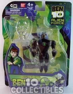brand new 4 Ben 10 Alien Force action figure featuring Alien X