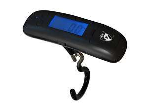 Heys USA MicroScale Worlds Smallest Luggage Scale BLACK