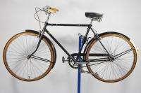 Phillips Ranger 3 speed mens bicycle bike English Tourist 21 black
