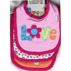 Carters Just One You 3 Pack Baby Bibs I Love My Auntie
