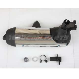 Scooter Exhaust Muffler 250cc Jonway YY250T Moped Parts