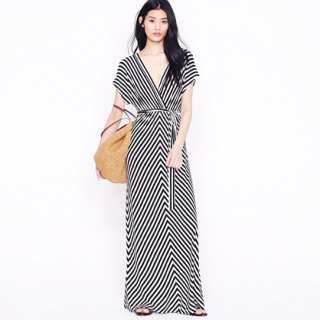 Kimono sleeve maxidress   Day   Womens dresses   J.Crew