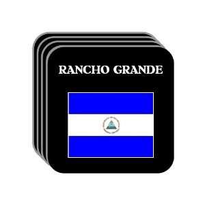 Nicaragua   RANCHO GRANDE Set of 4 Mini Mousepad