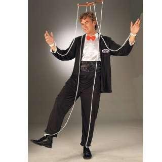 Adult Men Halloween Costume PERFECT HUSBAND PUPPET NEW