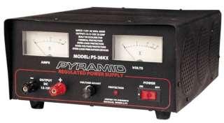 PYRAMID PS36KX 35 AMP 600 WATTS HEAVY DUTY POWER SUPPLY
