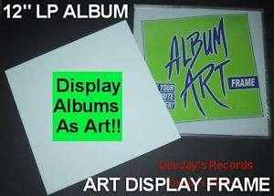 Album Art Frame   Display Your Favorite LP Album Cover