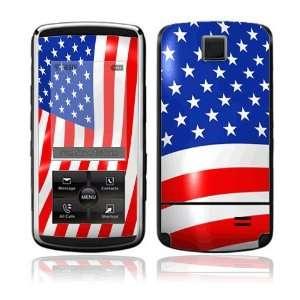 I Love America Decorative Skin Cover Decal Sticker for LG