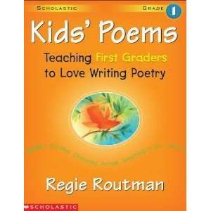 : Scholastic 978 0 590 22734 6 Kids Poems   Grade 1: Office Products