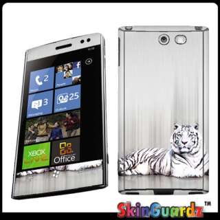 White Tiger Vinyl Case Decal Skin To Cover Your Dell Venue Pro