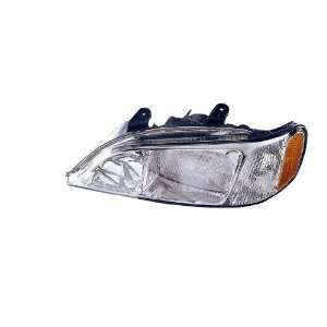 99 01 Acura TL Headlight ~ Right (Passenger Side, RH)  99