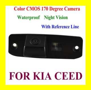 CMOS CAR REAR VIEW REVERSE PARKING CAMERA FOR KIA CEED