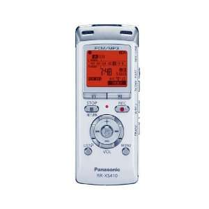 Panasonic RR XS410 4 GB Personal IC Digital Voice Recorder