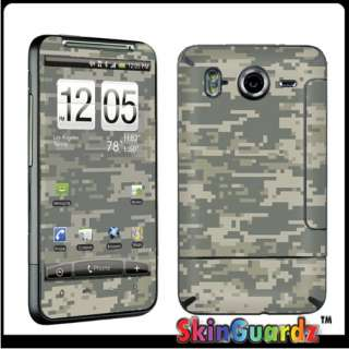 Acu Camo Vinyl Case Decal Skin To Cover AT&T HTC Inspire 4G