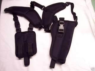 SHOULDER HOLSTER S&W 22A Ruger 22/45 w/ Red Dot Scope