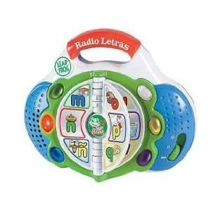 Leapfrog Radio Letras (Phonics radio) ABC in Spanish Toys & Games