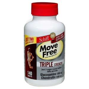 Schiff Triple Strength Joint Care Supplement 140 tablets