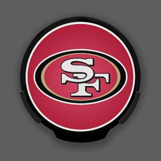 Rico San Francisco 49ers Power Decal Two Logo Combo Pack