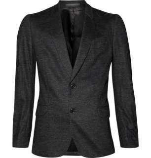 Blazers  Single breasted  Soft Structured Wool Blazer