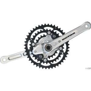 ROTOR SYSTEM RS4X MTB STEEL TRIPLE 175MM POLISH CRANK