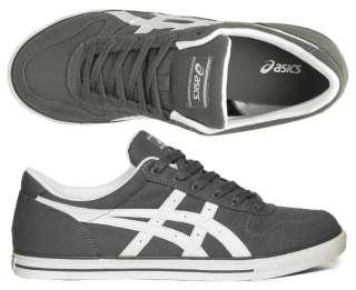 Asics Aaron CV dark grey/white Mexico Schuh alle Größen