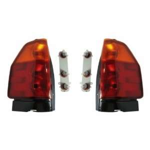 OE Replacement GMC S15 Jimmy/Envoy Driver Side Taillight