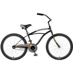 Sun Bicycles Revolutions 24 Bike Sun Rev Stl B14 24/Cb Blk