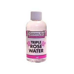 Natures Aid Triple Strength Rose Water Beauty