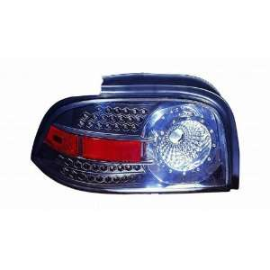 Depo 331 1973PXUS2 Ford Mustang Black LED Tail Light